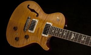 The PRS Guitars P245 Semi-Hollow Electric Guitar