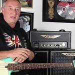 Ashdown CTM-100 Bass Amp Intro Video